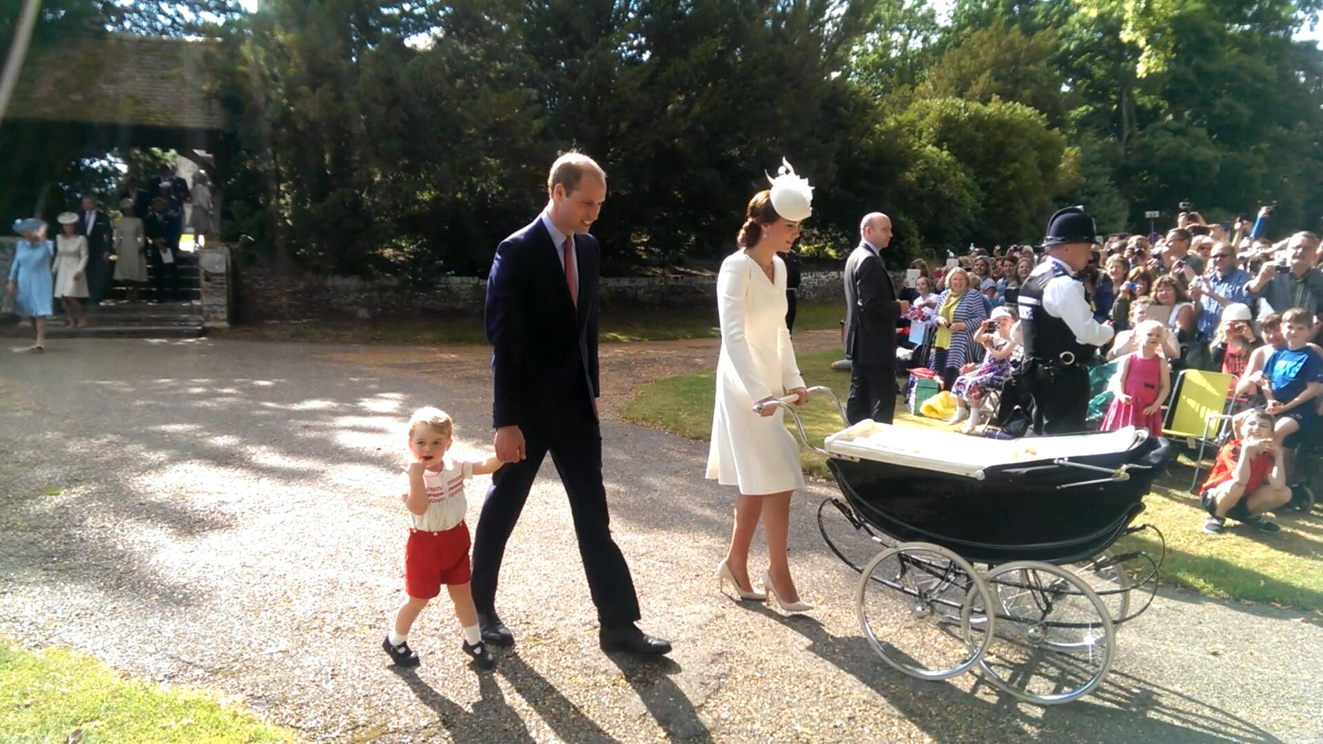 Bild zu Kate und William: Das ist der Geburtsplan von Spross Nr. 3