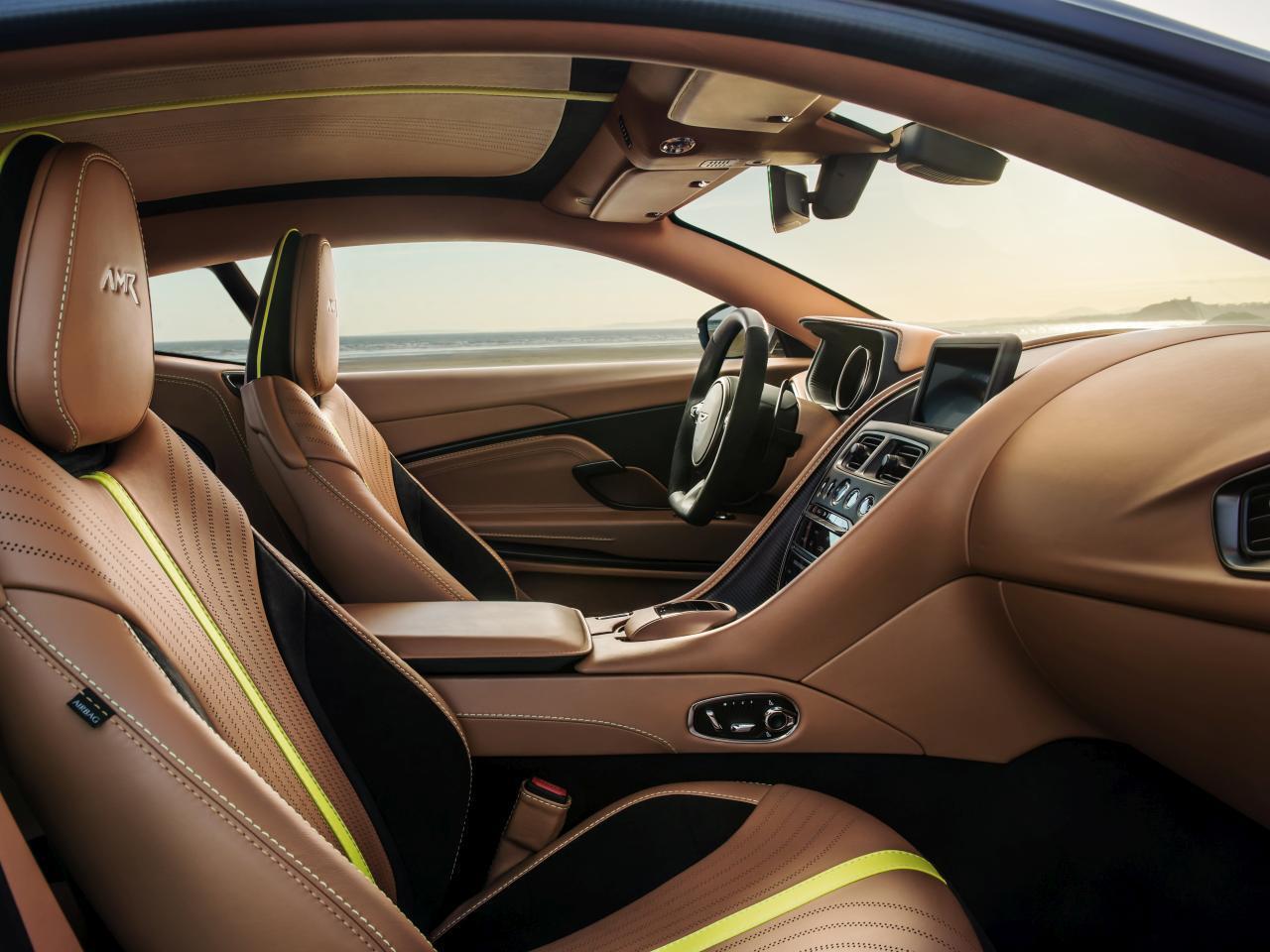 Bild zu Aston Martin DB11 AMR