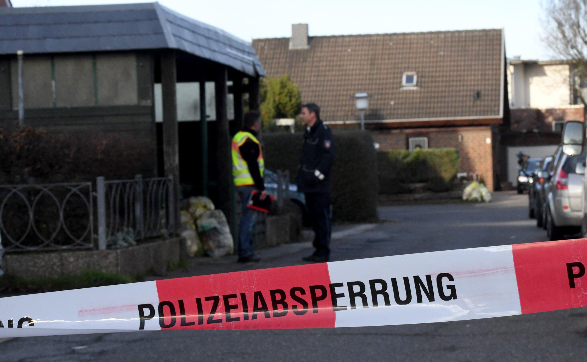 Bild zu Death on New Year's Eve - Woman died by gunshot