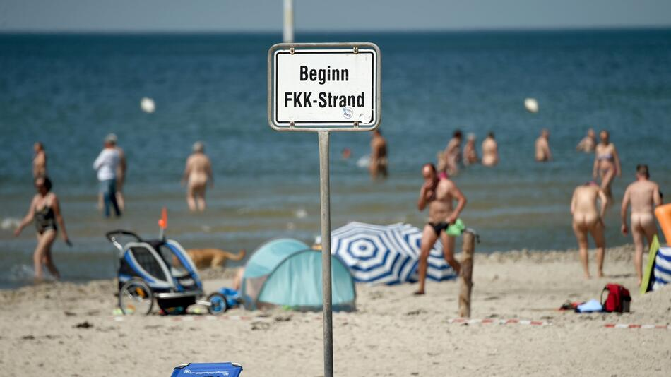 Urlaubsknigge für Strandbesucher