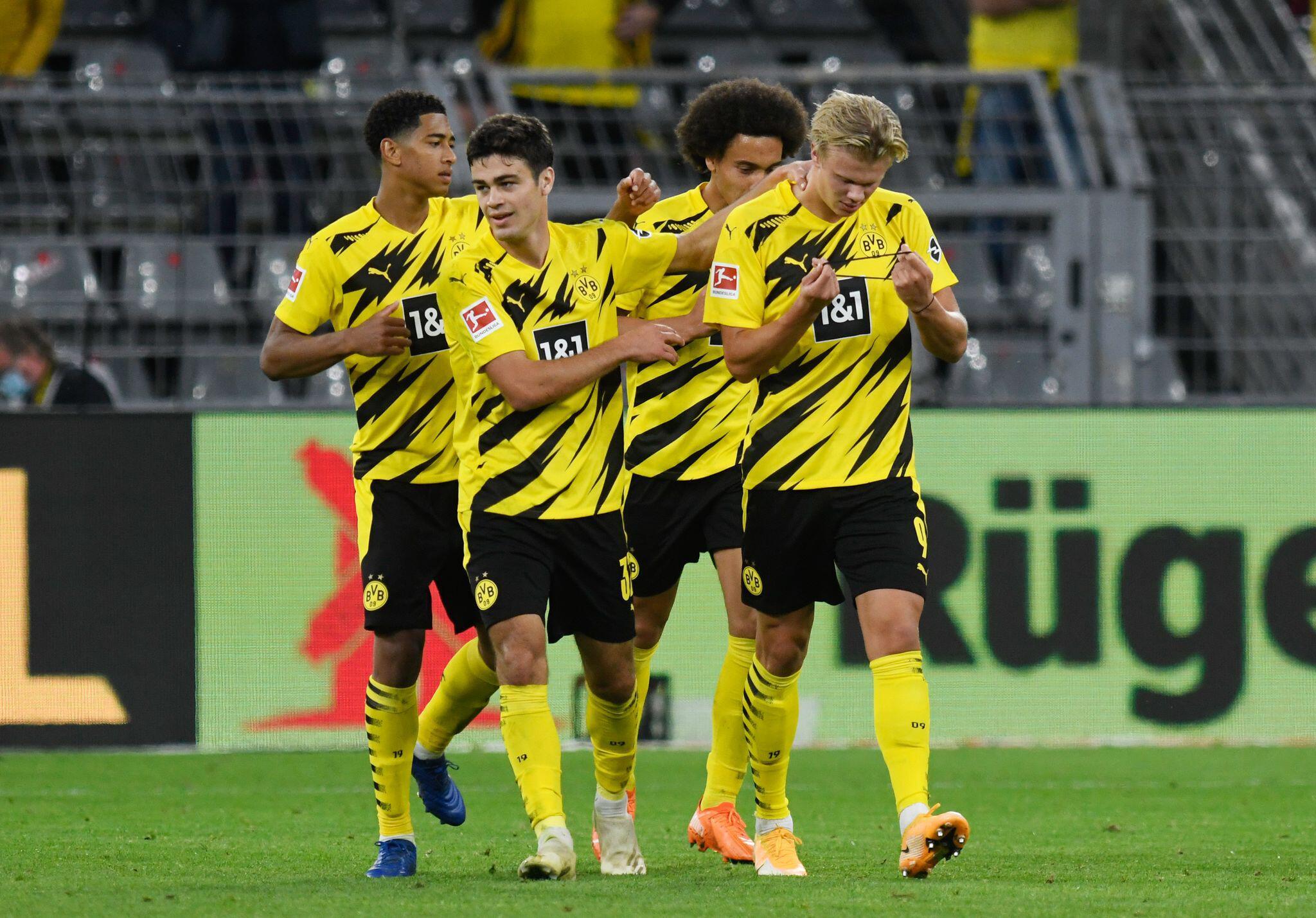 Dortmund Gladbach Tor