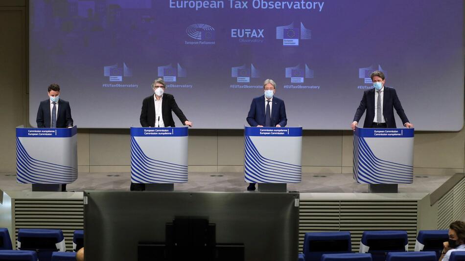 Härtere Steuerregeln für Unternehmen in der EU