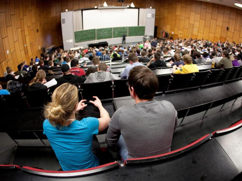 Bild zu Sitze ich in der richtigen Vorlesung?