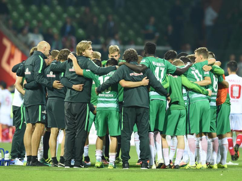 Bild zu Werder Bremen - FSV Mainz 05