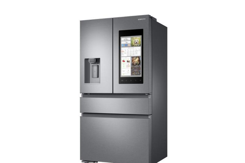 Kühlschrank Xl : Samsung lässt mit dem kühlschrank sprechen web