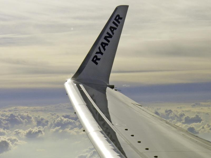 Bild zu Neues von Ryanair
