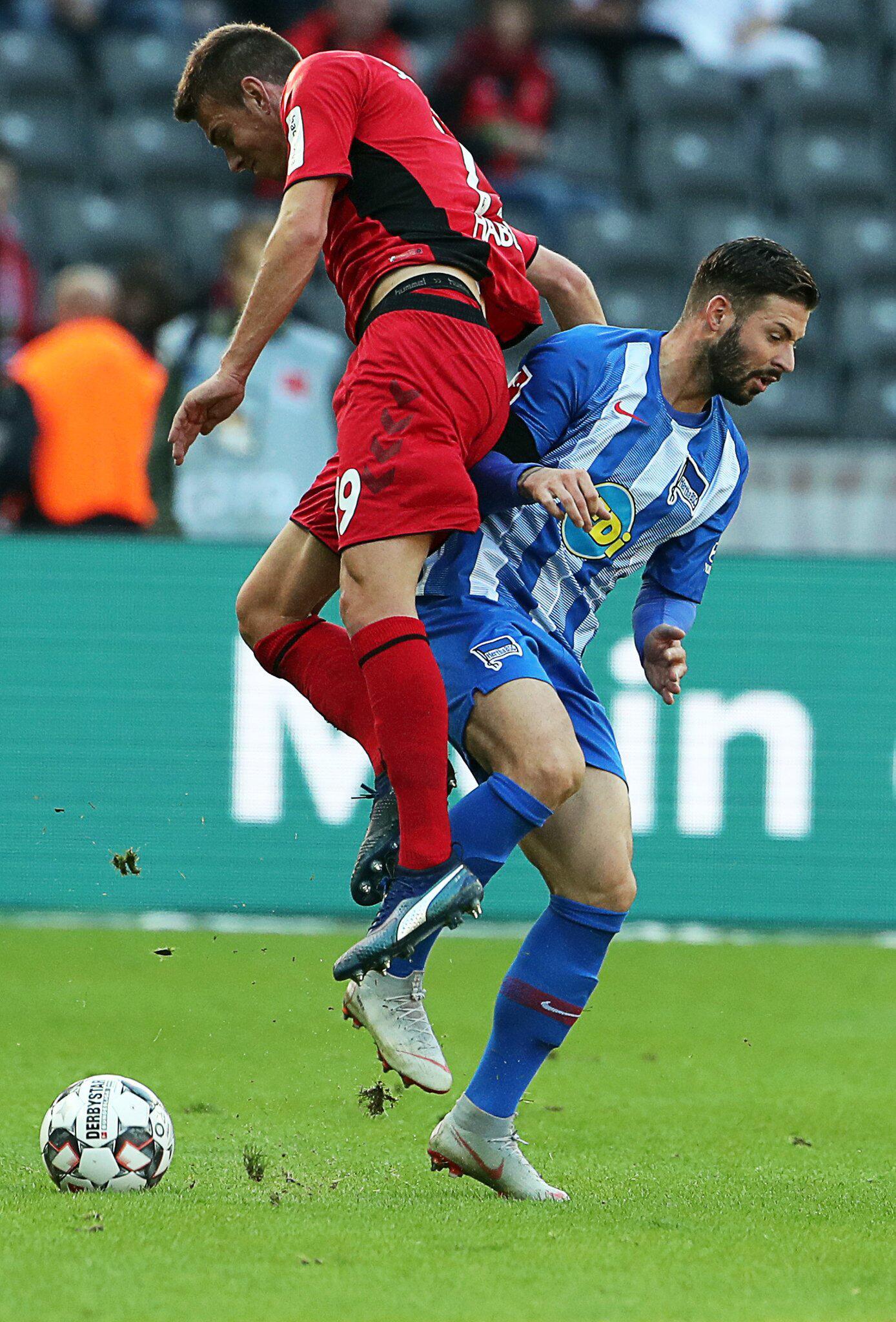 Bild zu Hertha BSC vs SC Freiburg