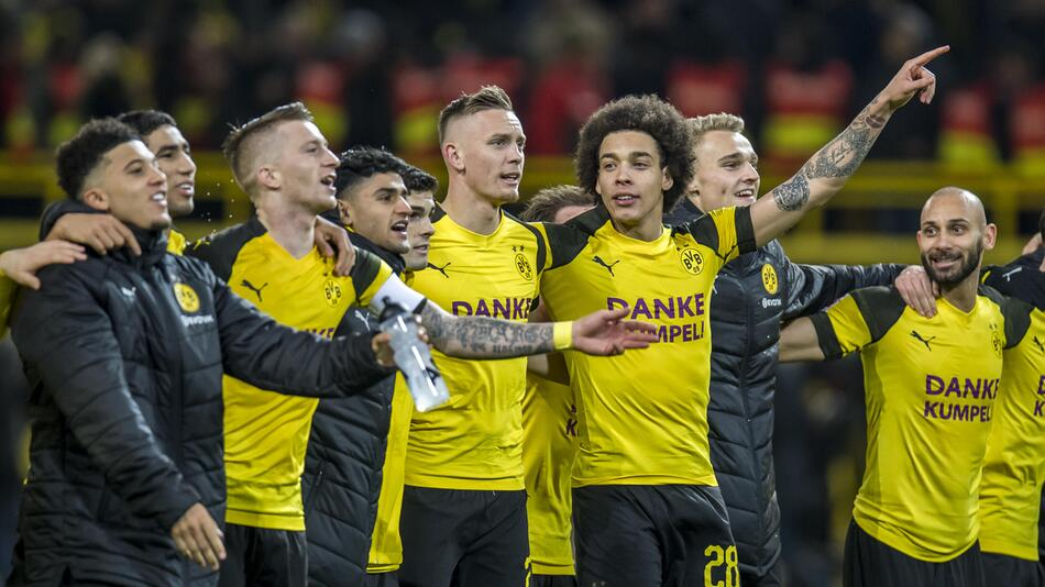 Fußball, Bundesliga, BVB, Borussia Dortmund, Reus, Witsel