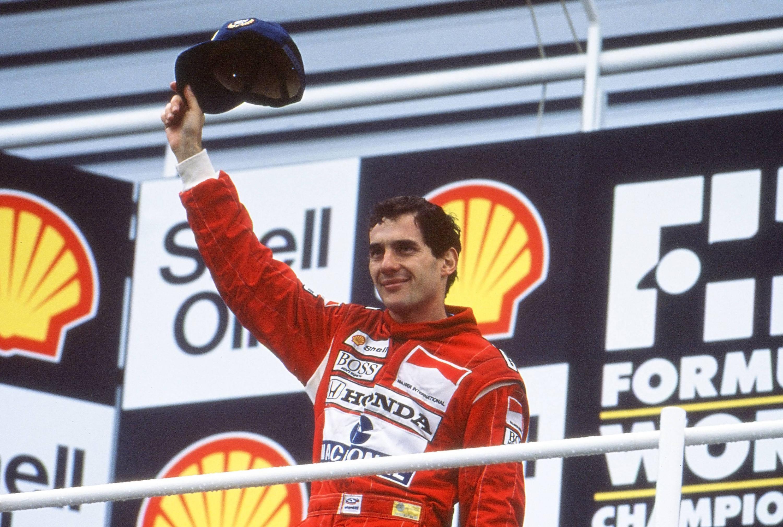 Bild zu Ayrton Senna, McLaren