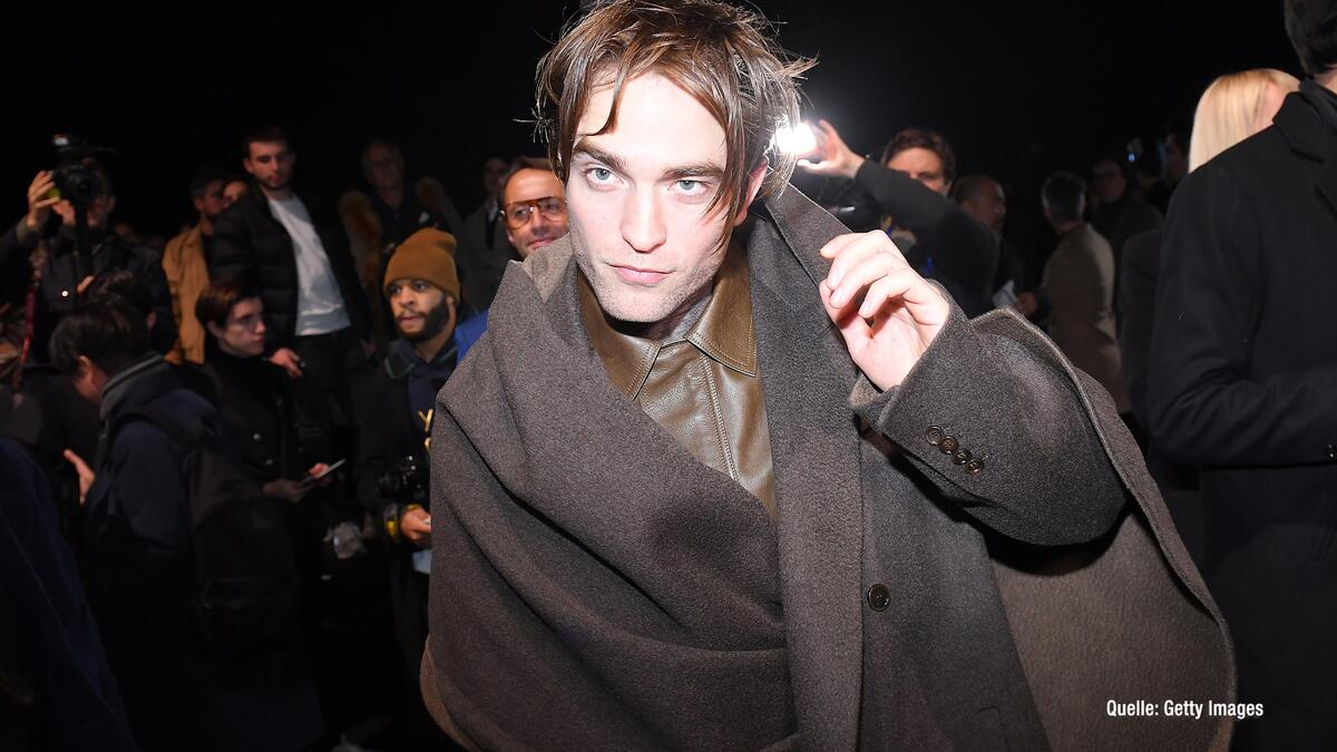 Bild zu Robert Pattinson
