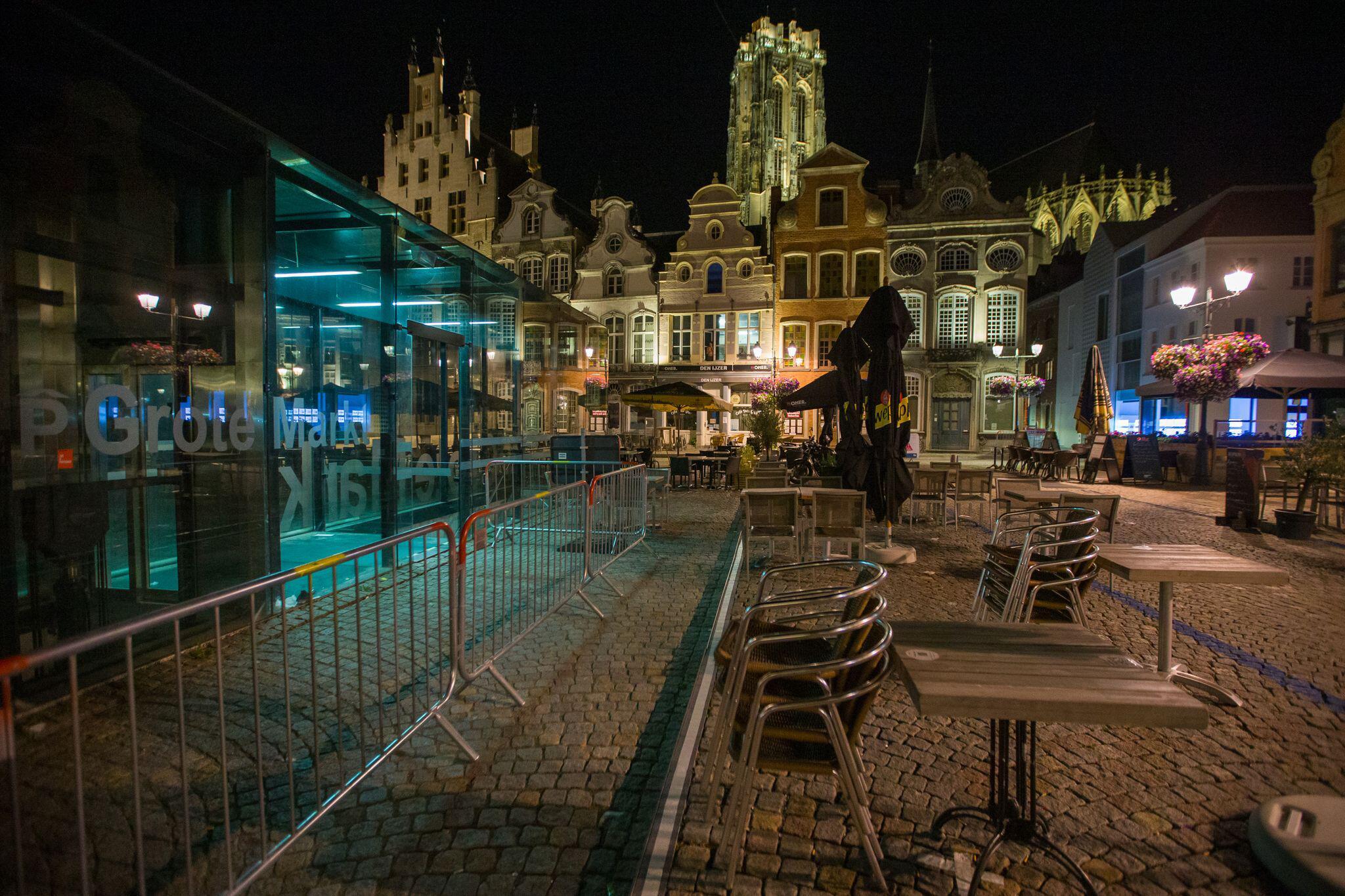 Belgien: Auswärtiges Amt warnt vor Reisen nach Antwerpen
