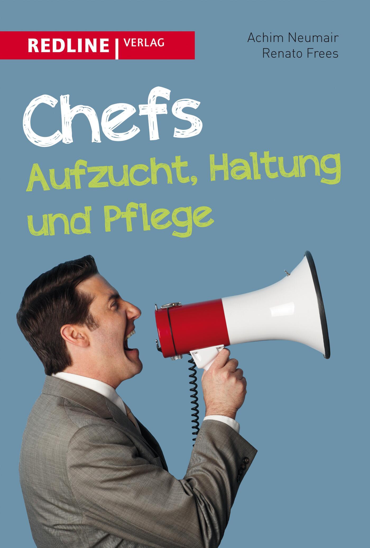 """Bild zu Cover von """"Chefs - Aufzucht, Haltung und Pflege"""""""