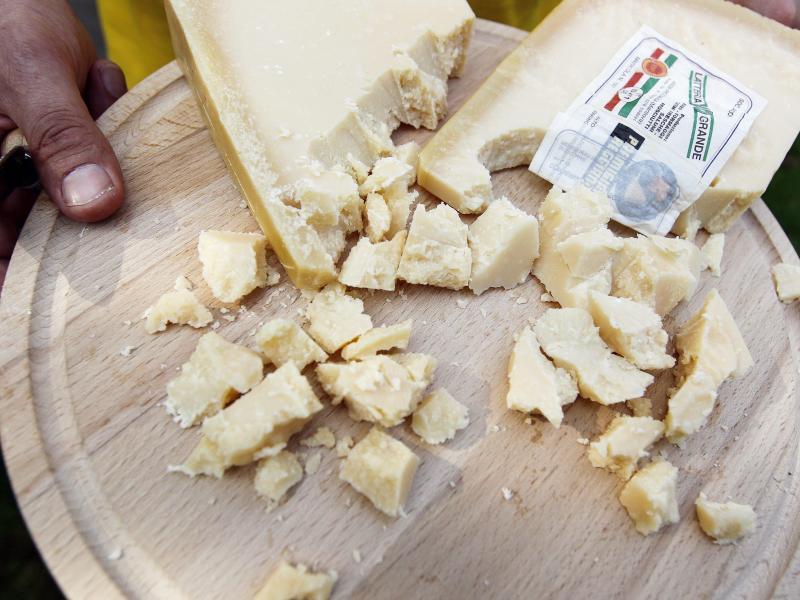 Bild zu Eiweiß im Parmesan