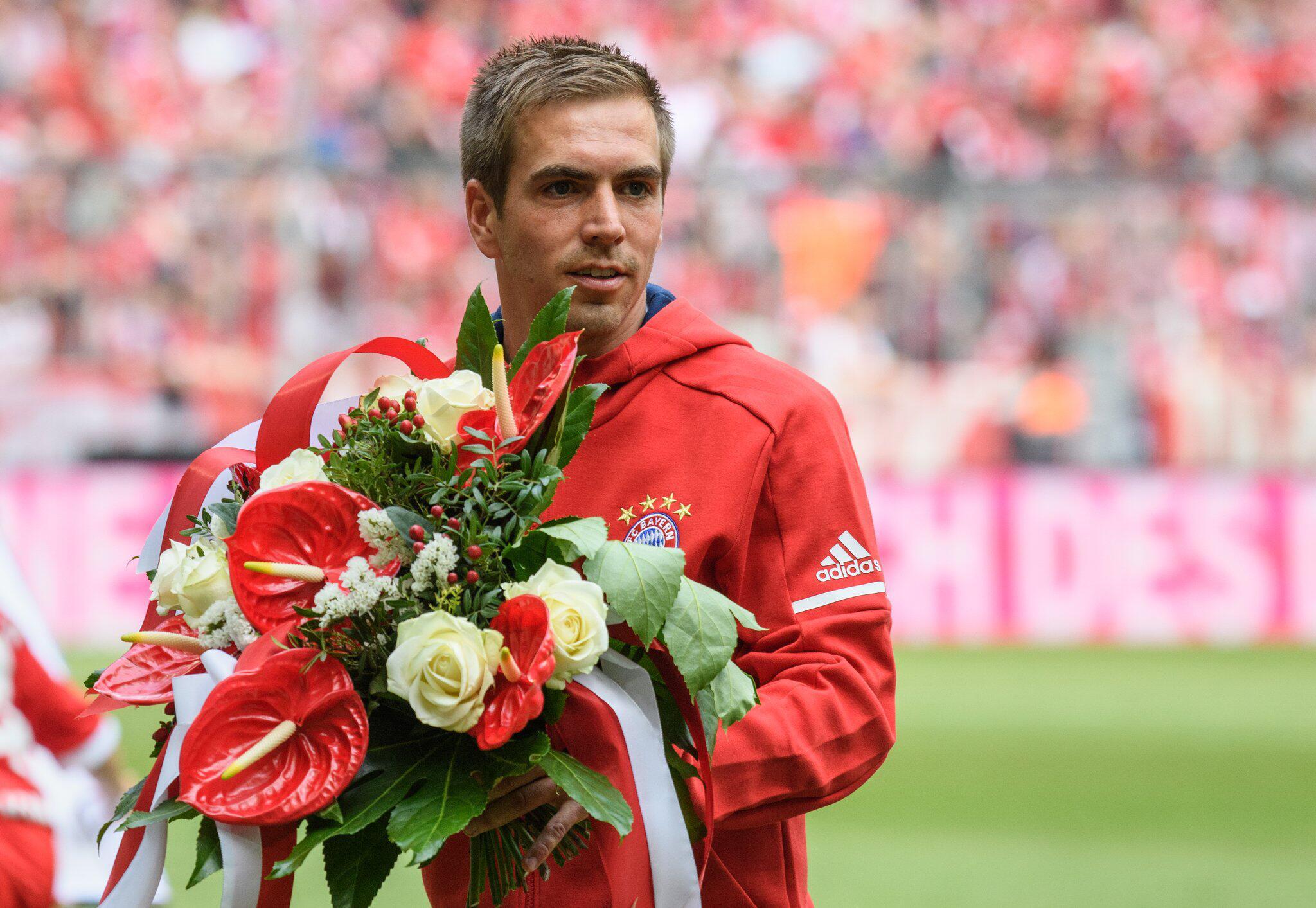 Bild zu Philipp Lahm, FC Bayern