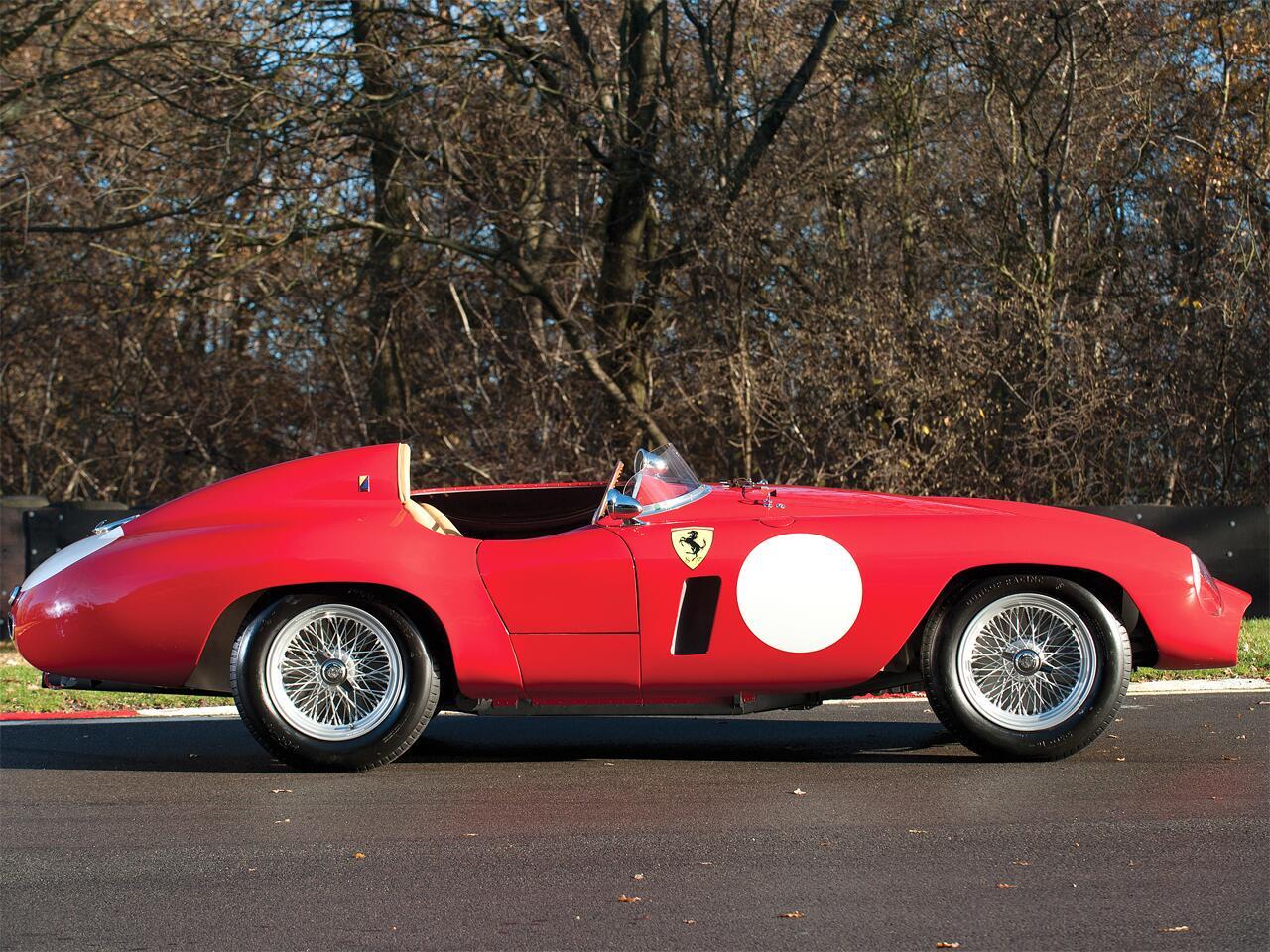 Bild zu 1955 Ferrari 750 Monza Spider