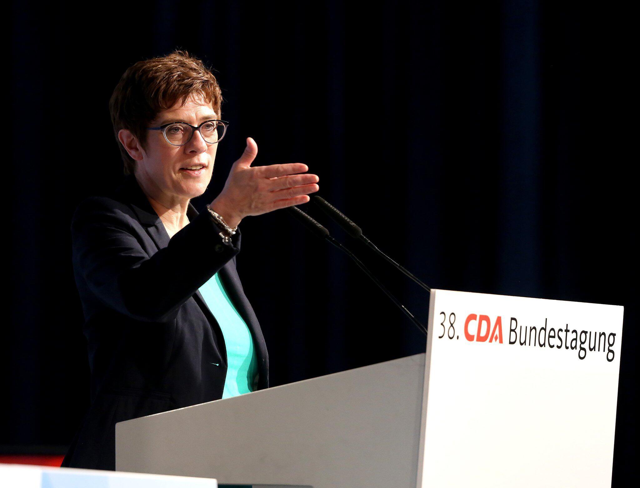 Bild zu Federal Conference CDA