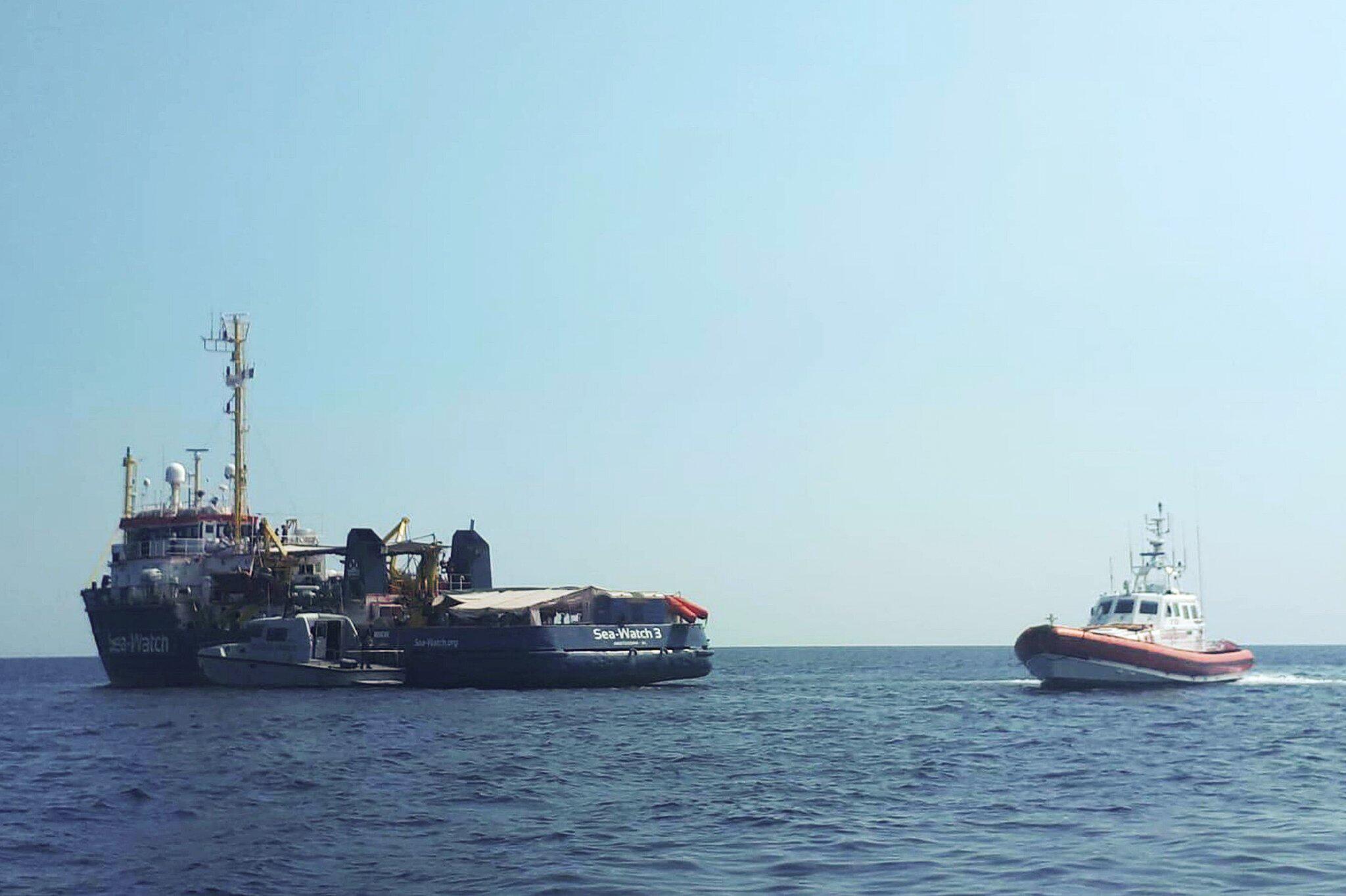 Bild zu Sea-Watch 3