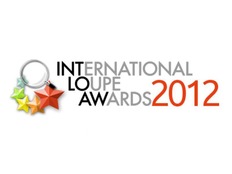 "Bild zu Logo der ""International Loupe Awards 2012"""