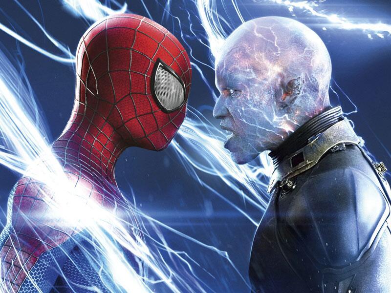 "Bild zu ""The Amazing Spiderman 2: Rise of Electro"""