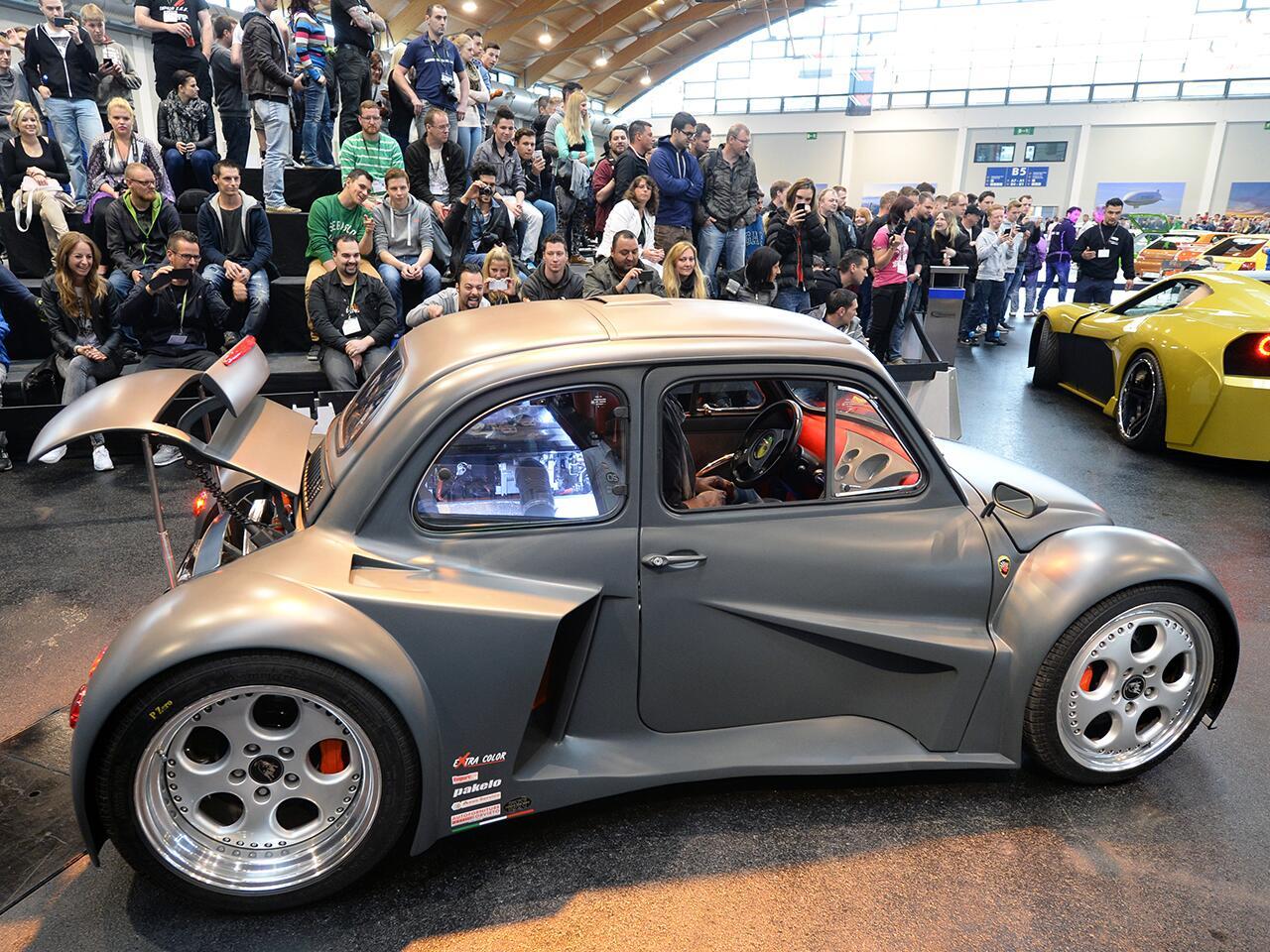Bild zu Der etwas andere Fiat 500