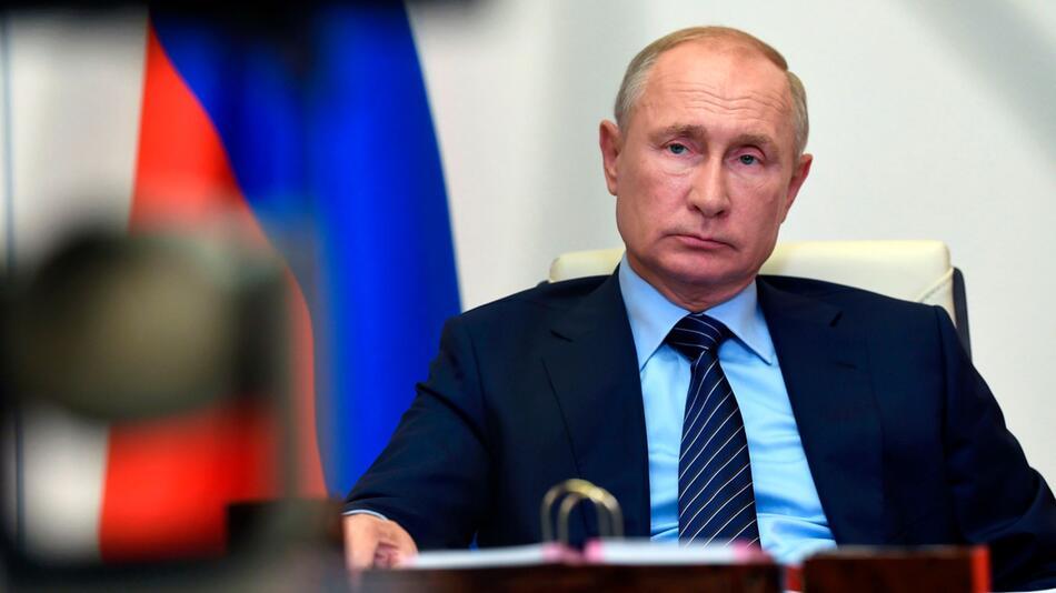 Präsident Putin