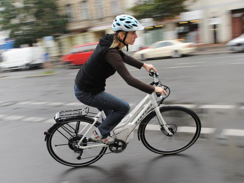 Bild zu E-Bike