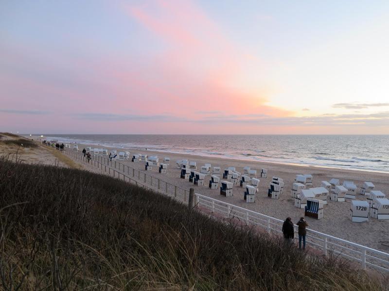 Bild zu Strandkörbe