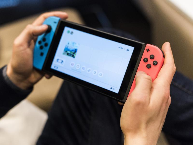 Bild zu Switch-Spieler aufgepasst
