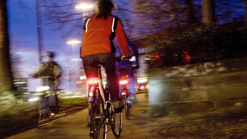 Wer betrunken aufs Fahrrad steigt, riskiert seinen Führerschein