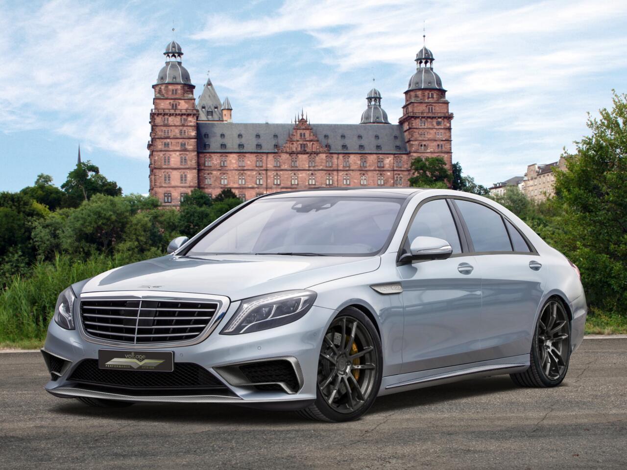 Bild zu Voltage-Design Mercedes S