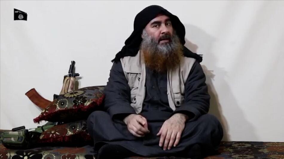 IS-Chef Abu Bakr al-Bagdadi erstmals wieder in Video