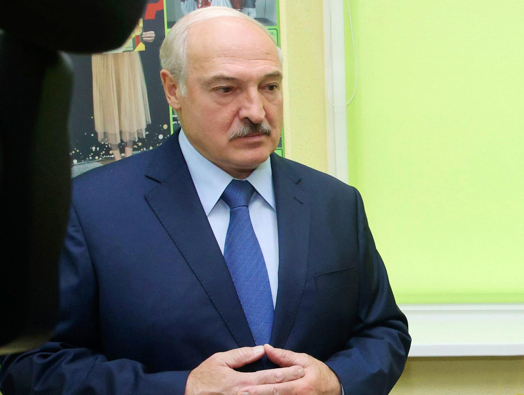Lukaschenko News