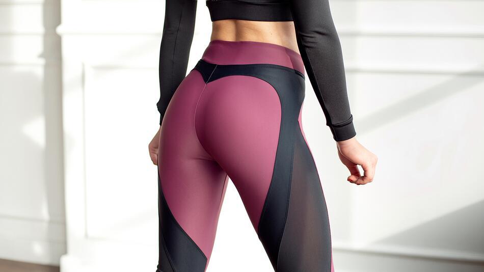 Pamela Reif, Influencerin, Fitness, Style, Outfits, Sport, Collection , Schuhe, Trainingskleidung
