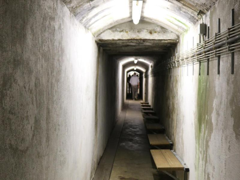 Bild zu Bunker