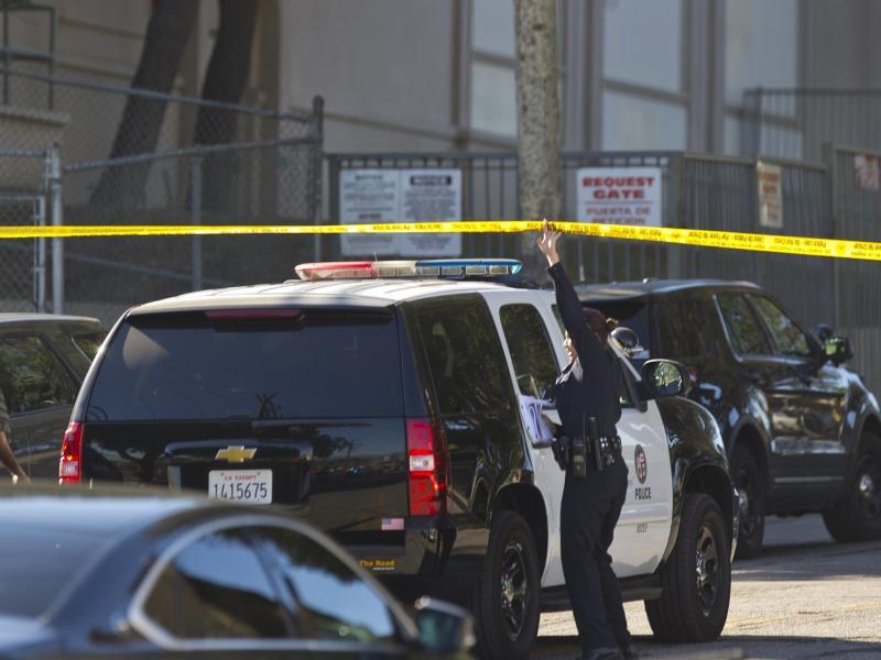 Bild zu Schießerei an Schule in Los Angeles