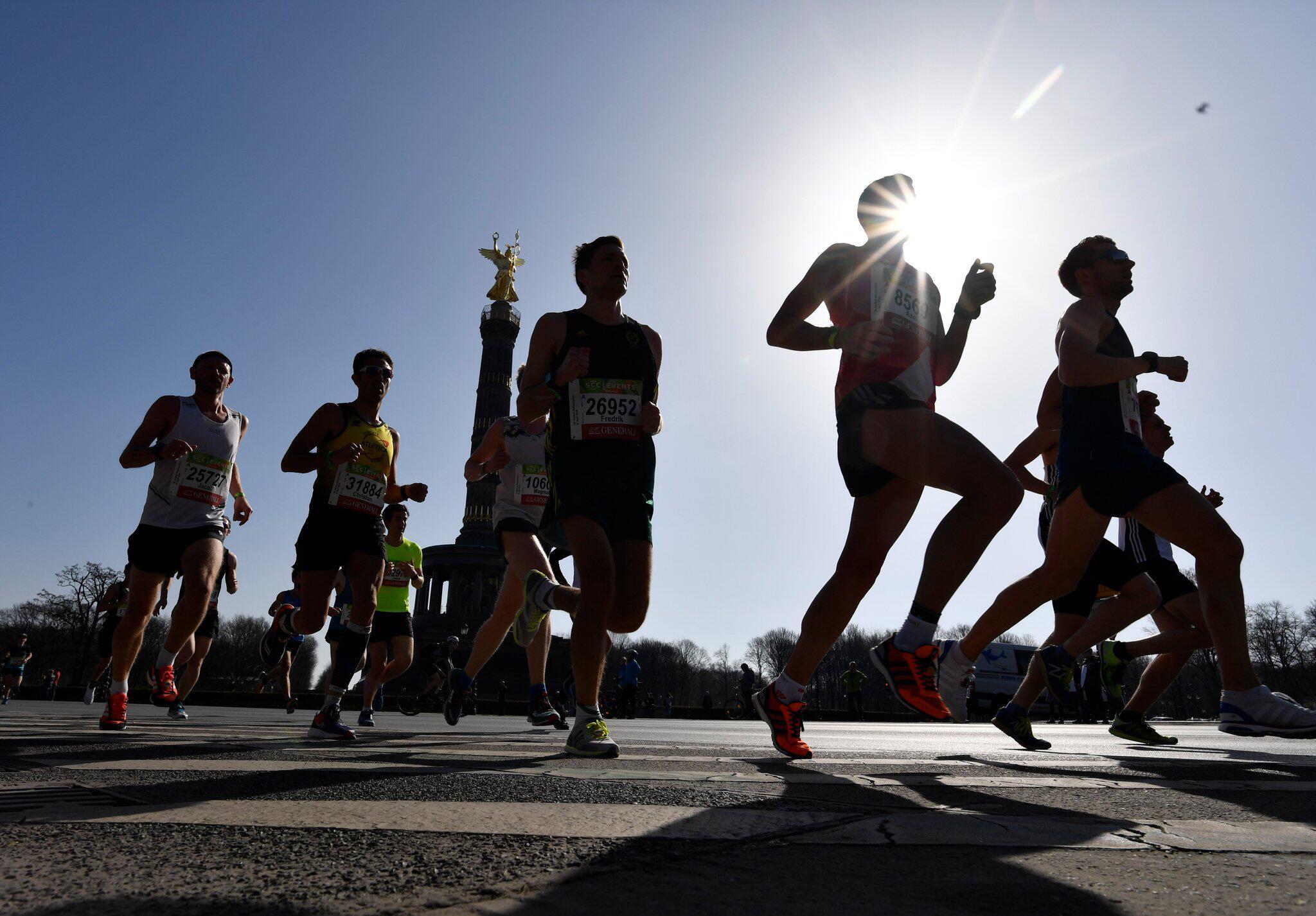 Bild zu Berliner Halbmarathon