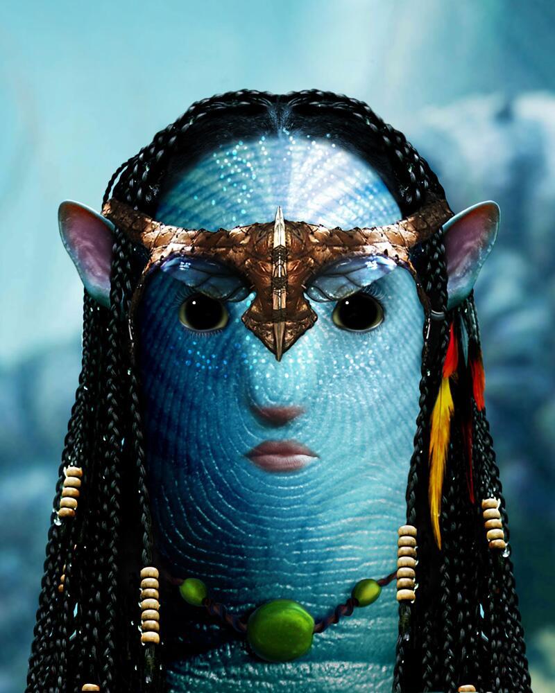 Bild zu Avatar-Däumling