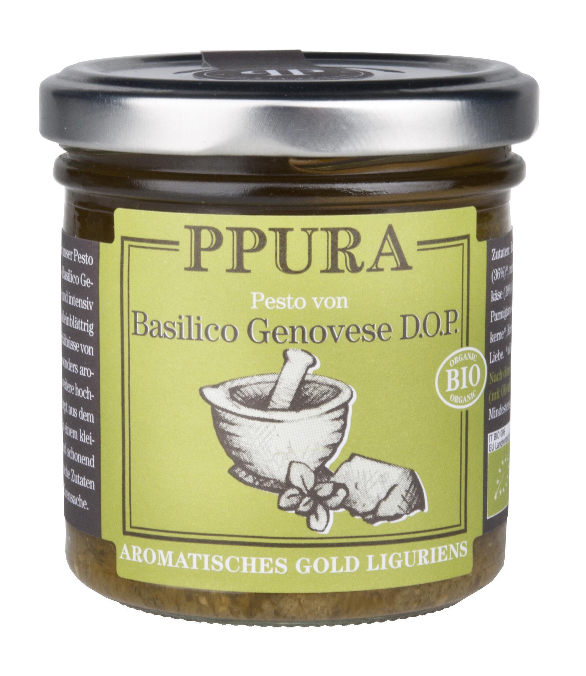 Bild zu Bio-Pesto Ppura