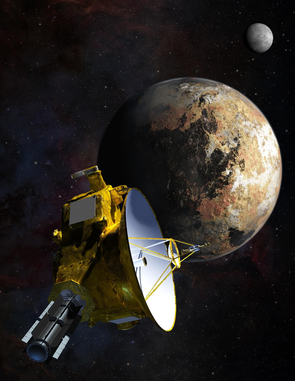 Bild zu New Horizons
