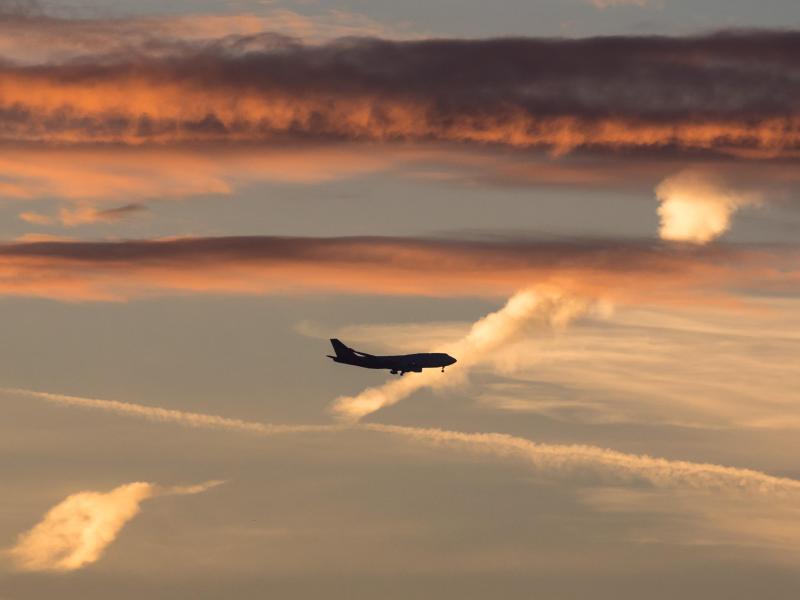 Bild zu Neue Flugrouten