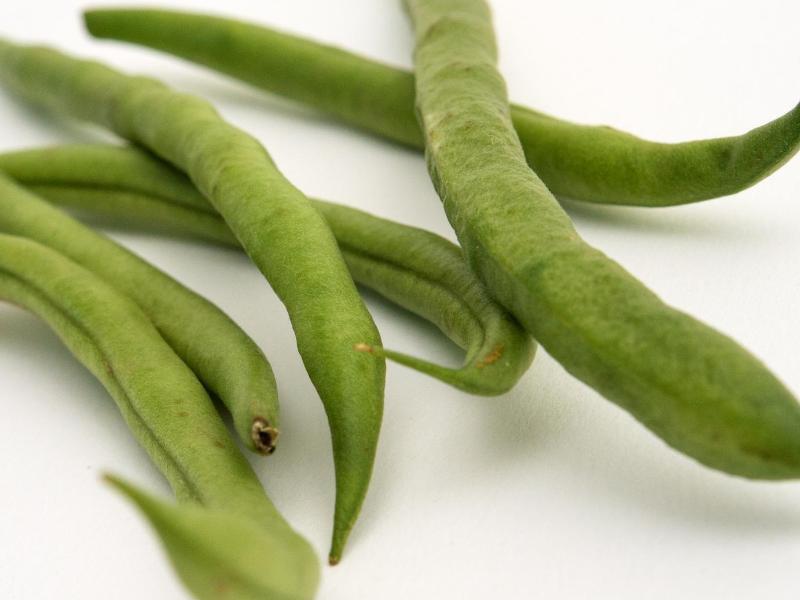 Bild zu Grüne Bohnen