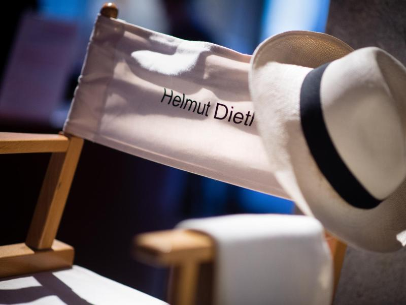 Bild zu Helmut Dietl-Ausstellung in München