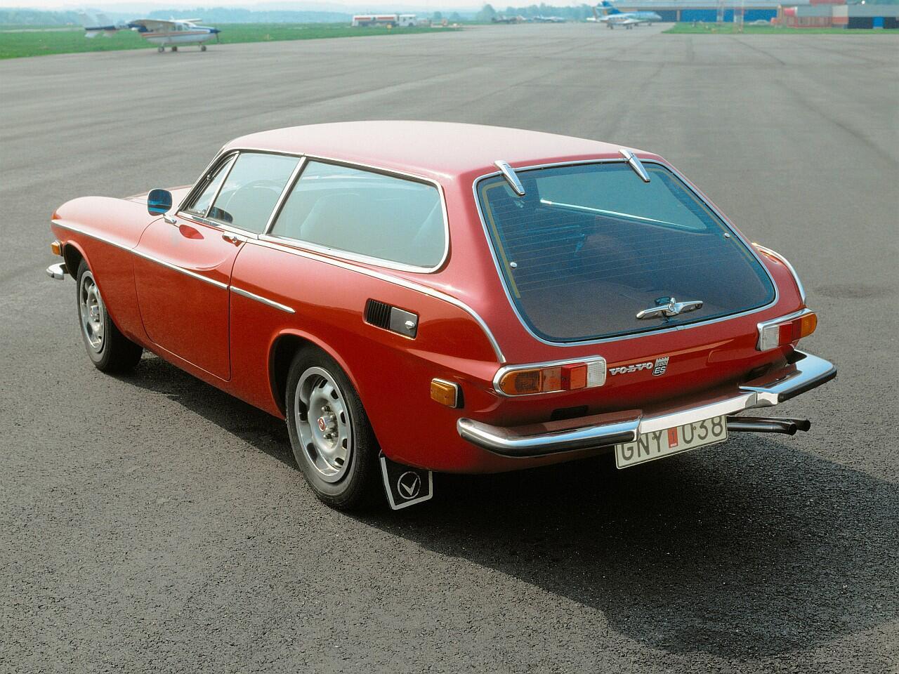Bild zu Volvo P1800 ES