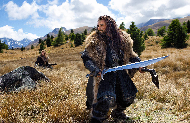 """Bild zu Richard Armitage in """"Der Hobbit"""""""