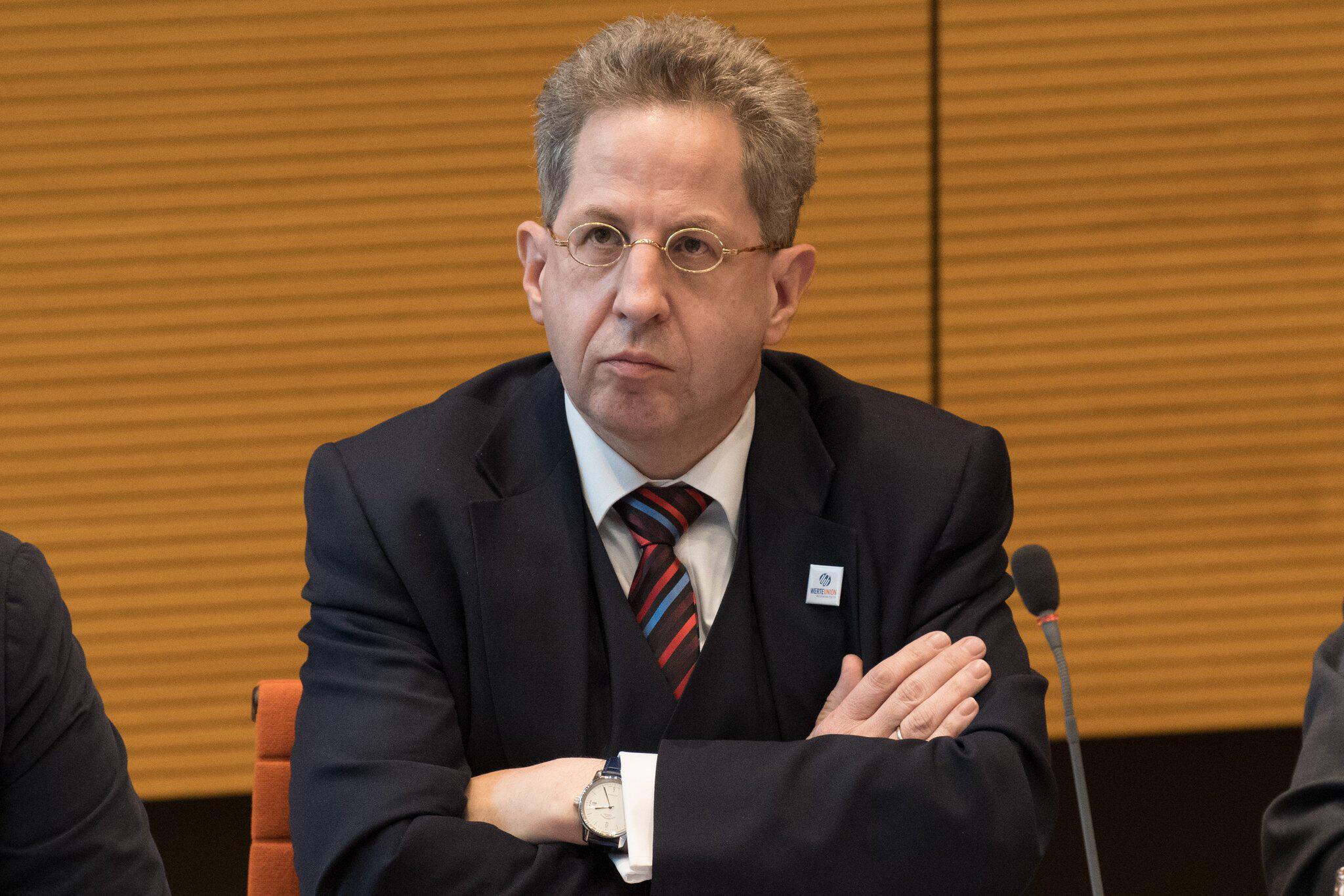 Bild zu Hans-Georg Maaßen