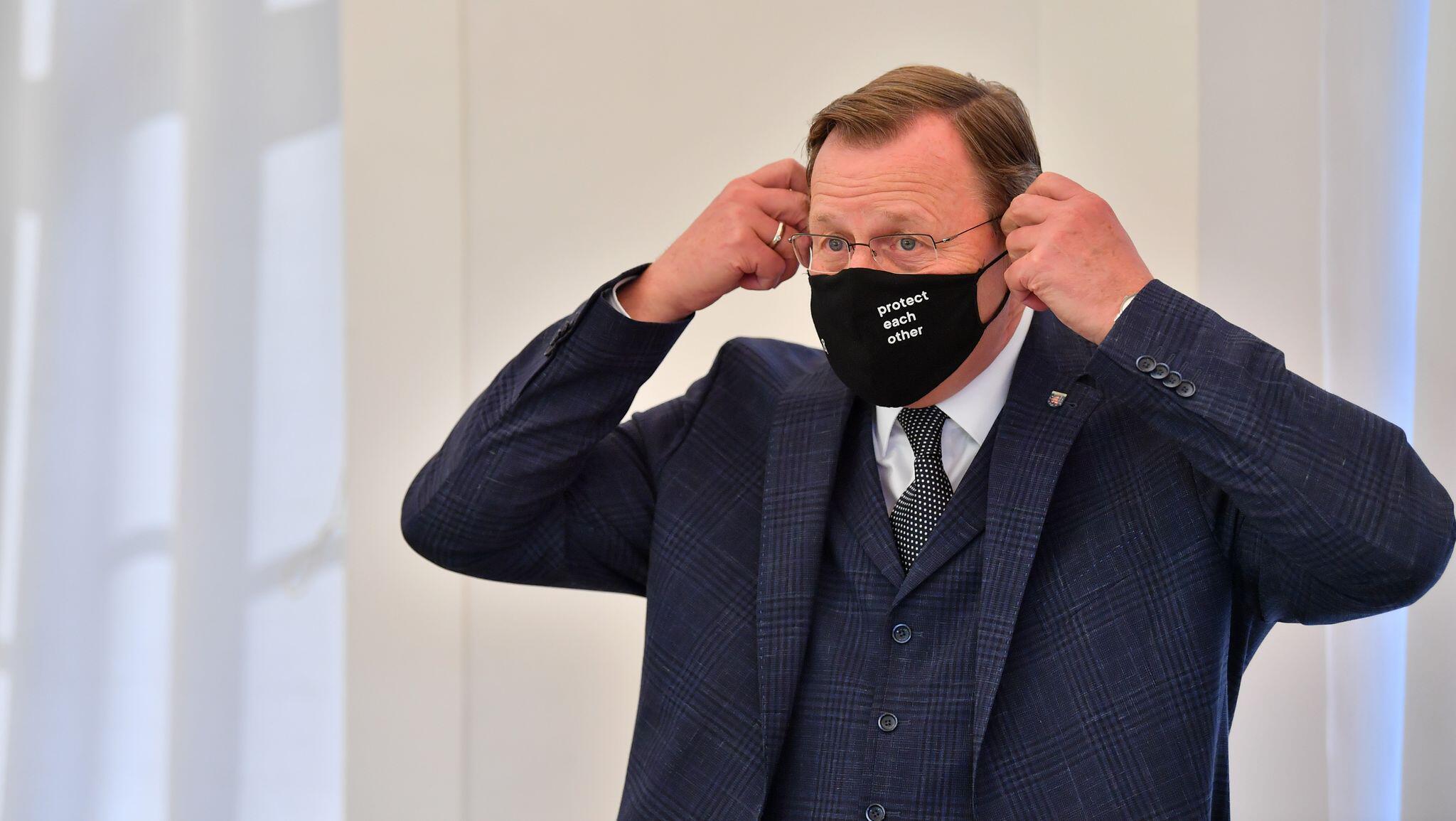 Bild zu Haushaltsklausur der Landesregierung Thüringen