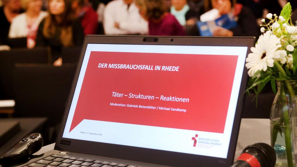 Aufarbeitung des Missbrauchsskandals im Bistum Münster