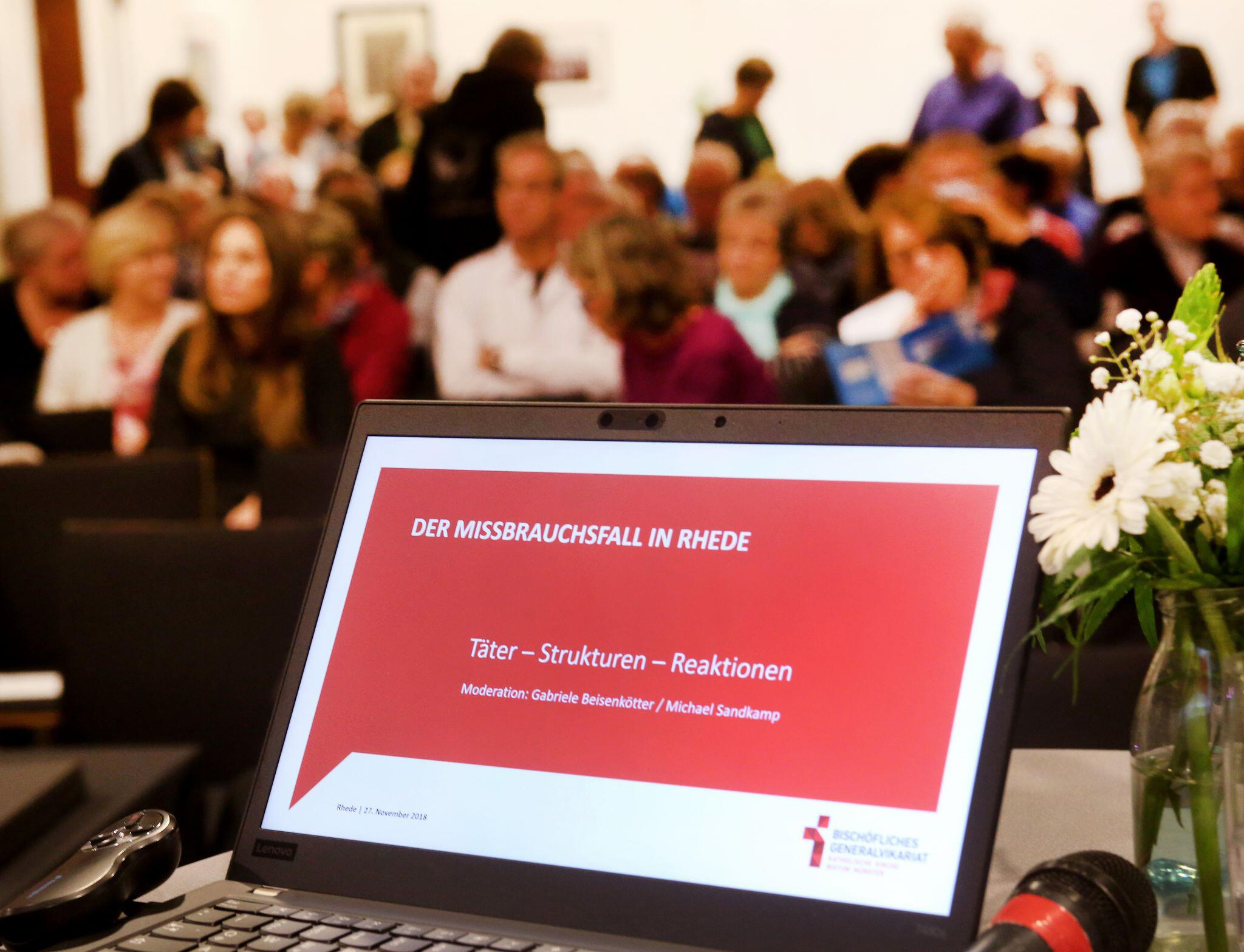 Bild zu Aufarbeitung des Missbrauchsskandals im Bistum Münster