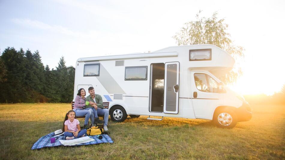 Wohnmobil, Finanzierung, Kredit, Vergleich, Stellplatz, Reisekosten