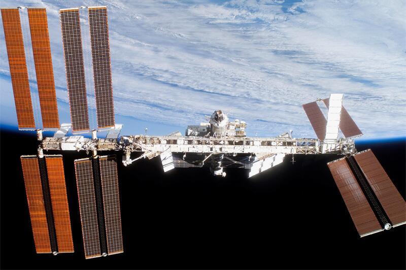 auf der Suche nach bewohnbaren Welten - Seite 4 Raumstation-iss